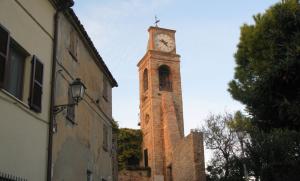 Campanile della chiesa di S. Andrea a Fiorenzuola