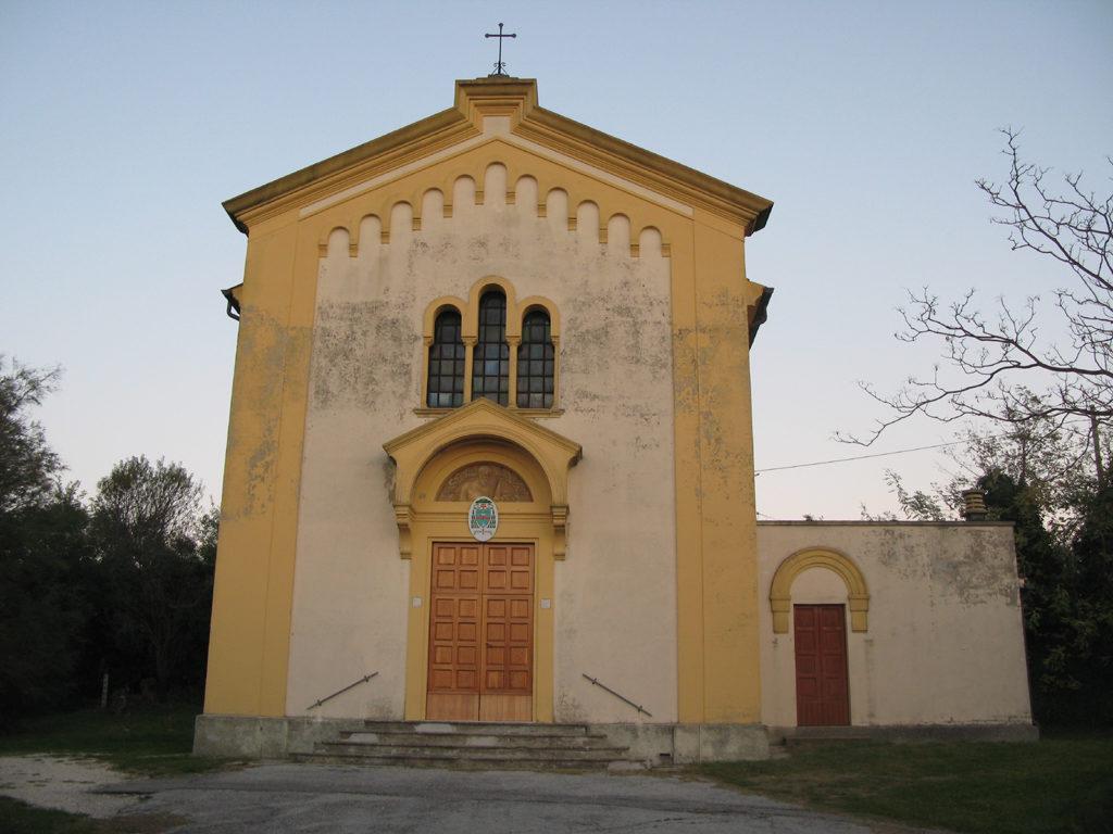 Chiesa di Fiorenzuola di Focara