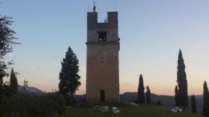 Torre campanaria di Peglio