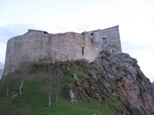 Castello e Rupe di Abbadia di Naro