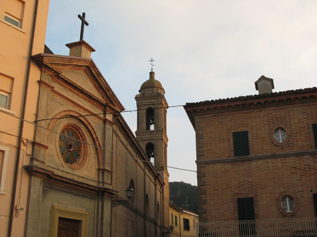 Chiesa di San Giovanni Battista a Sassocorvaro
