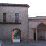 Interno della Porta Maggiore di Mombaroccio