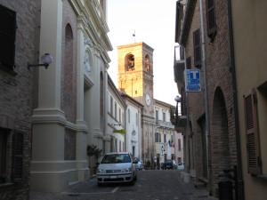 Via Guidubaldo del Monte