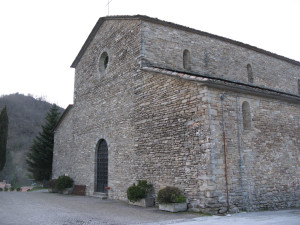 Abbazia di San Michele Arcangelo a Lamoli