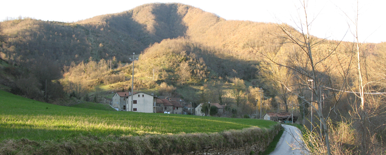 Panorama di Parchiule