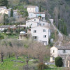 Panorama di Villa Croce