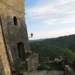 Balcone panoramico a Cavoleto