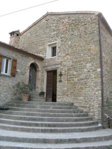 Chiesa principale di Cavoleto