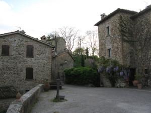 Piazza bassa di Cavoleto