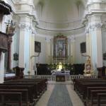 Interno della Chiesa di San Francesco a Mondavio