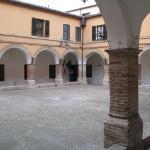 Chiostro di San Francesco a Mondavio