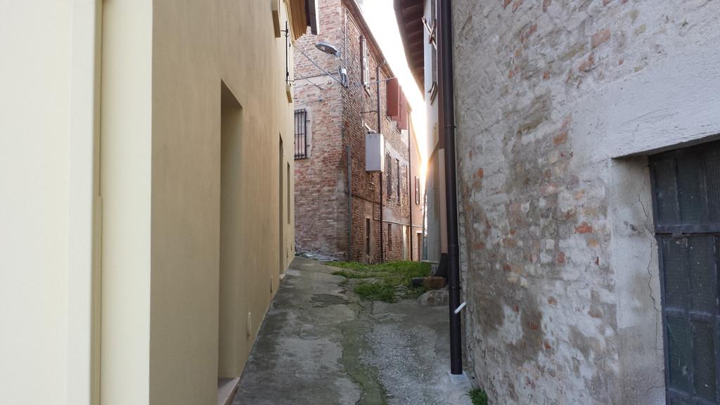 Vicolo principale di Farneto