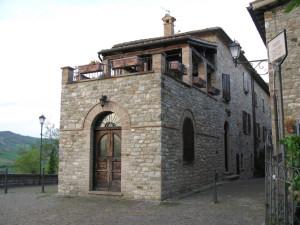 Rocca dei Malatesta a Frontino