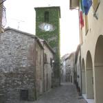 Torre civica di Frontino