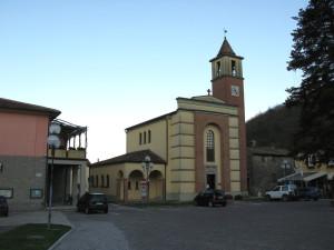 Chiesa di Santa Maria Nuova a Borgo Pace