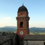 Torre civica di Frontone