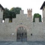 Entrata del Castello di Tavoleto
