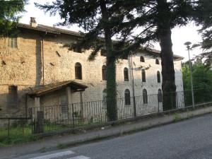 Il Palazzo Gentili Belli a Macerata Feltria