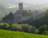 Panorama di Macerata Feltria