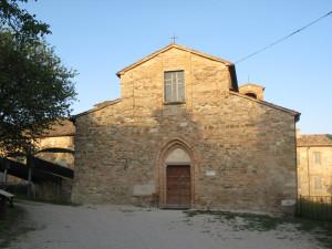 La Pieve di San Cassiano a Macerata Feltria