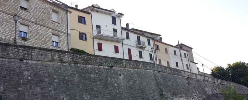 Mura di Montegrimano