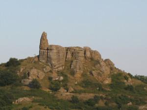 Il conglomerato roccioso di Pietrafagnana