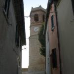 Torre Civica e vicolo di Auditore