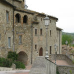 Scorcio del Castello di Belforte