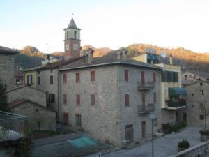 Centro storico di Borgo Pace