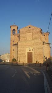 Chiesa di San Sebastiano a Mondolfo