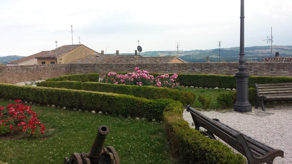 Giardino del Bastione Sant'Anna a Mondolfo