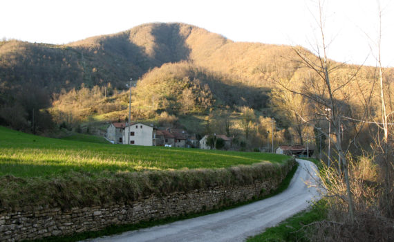 Panorama di Parchiule